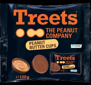 TREETS – THE PEANUT COMPANY – Treets – for peanuts lovers